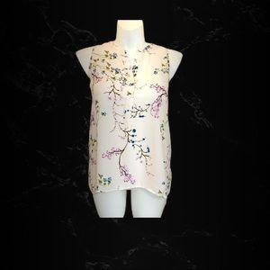 Dalia sleeveless tunic